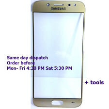 Samsung Galaxy J5 2017 J5 pro J530 J530f outer glass Touch Screen Gold J530Y/DS