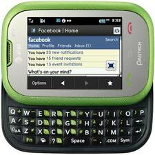 """Pantech Pursuit P9020 Green 3G Touch Screen Qwerty Phone.""""UNLOCKED"""" *New-Other *"""