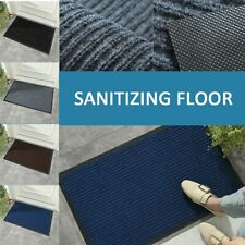 Sanitizing Floor Mat Household Disinfecting Foot Pad Office Entrance Shoe Boot