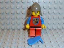 LEGO ® Castle CLASSIC personnage 1x Crusader Chevalier avec cape cas111a de 6055 k135