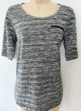 Scoop Neck Short Sleeve Stretch Tops & Shirts NEXT for Women
