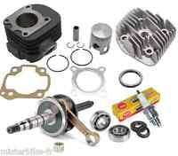 Kit  moteur Cylindre Vilebrequin Culasse gy6 cpi hussar oliver popcorn Dim 12