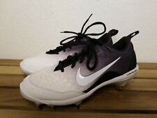 Nike Lunar Hyperdiamond 2 Pro Women's Softball Cleats 856492 012 Sz 7.5