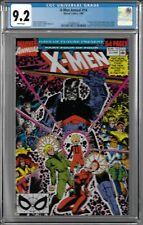 X-Men Annual # 14 CGC 9.2 WP 1st app. of Gambit