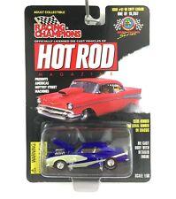 Racing Champions Hot Rod Magazine 1968 68 Chevrolet Chevy Camaro Die Cast 1/63
