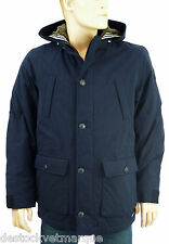 GAASTRA Norwich jacket navy parka chaude homme veste bleu marine