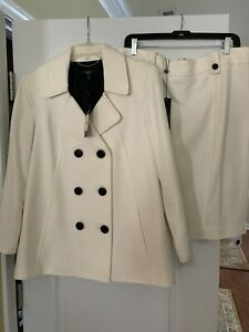 Talbots 2-pc Winter Suit, Size 14