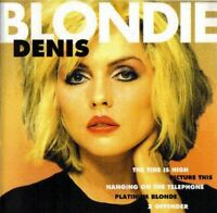 BLONDIE denis (CD, compilation, 1996) new wave, pop rock, very good condition