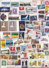 vintage CANADA Canadian postage stamps +  blocks lot C27G  ** MNH