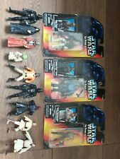Star Wars Power of the Force Phantom Menace Kenner Action Figure Lot