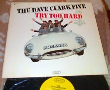 SEALED Try To Hard THE DAVE CLARK FIVE Orig EPIC MONO Mike Smith BRITISH BEAT Lp