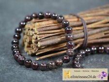 Markenlose Armbänder mit Edelsteinen Granate echten