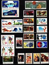 1975 Commemorative Year set   (28 Stamps) - MNH