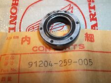 NOS Honda XL CB XR TLR NC 50 125 185 200 Right Crankcase Cover Seal 91204-259-00