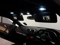Audi TT MK2 LED Interior Lights Bulbs Kit - XENON WHITE