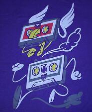 """Beastly Sounds"" Transformers Soundwave Lazerbeak Ravage XXL Shirt Theyetee"