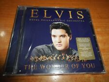 ELVIS PRESLEY The wonder of you CD ALBUM PRECINTADO 2016 DUO HELENE FISCHER