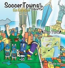 Soccertowns Libro Siete En Espanol (Hardback or Cased Book)