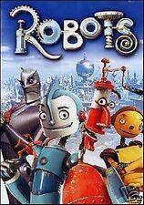 DvD  ROBOTS - (2005) ....... NUOVO