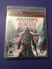 Assassin's Creed Rogue *Limited Edition* (PS3) NEW