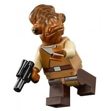 LEGO Star Wars - Admiral Ackbar from 75140: Resistance Troop Transporter