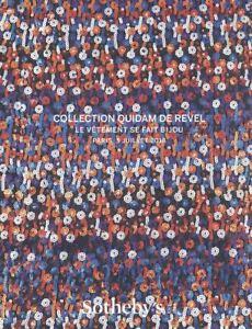 Sotheby's Paris Catalogue Collection Quidam De Revel 05/06/2018