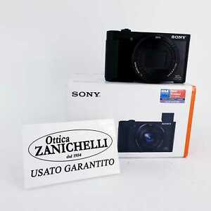Sony DSC-HX90V FOTOCAMERA COMPATTA USATO
