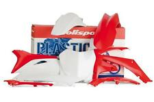 Polisport  Plastic Kit Set Red Complete HONDA CRF250R 2008-2009