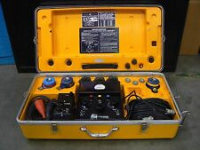 REVERE AIRCRAFT WEIGHING SYSTEMS JET-WEIGH 150,000 lbs C-46380 SCALE