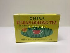 Fujian Oolong Teabags  x 10 Packs (200 bags total )  Free Shipping