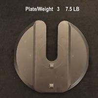 Weight Plate Bowflex 1090 SelectTech Dumbbell Replacement #1 smallest 2.5lb