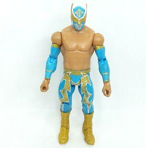 WWE Wrestling Wrestler figure toy figurine Blue Sin Cara