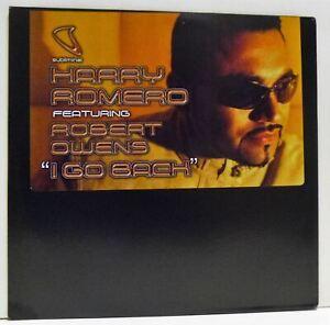 HARRY ROMERO FEAT ROBERT OWENS i go back (sealed) 12 INCH M/EX-, SUB98, vinyl,