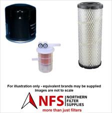 Takeuchi TB108 Filter Service Set Luft Kraftstofffilter Öl