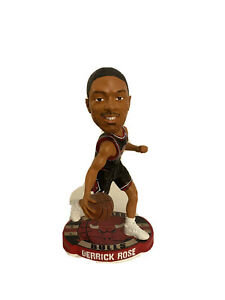Derrick Rose Bobblehead Chicago Bulls - Forever Collectibles