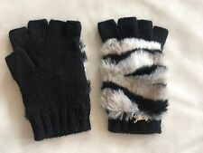 NWOT JUICY COUTURE GIRLS GLOVES