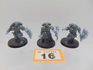 Warhammer 40,000 Space Marines Primaris Bladeguard Veterans 16-034