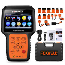 Automotive ABS SRS Transmission Oil Reset DPF FOXWELL NT644 OBD Diagnostic Tool