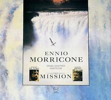 Ennio Morricone The Mission: Music From The Motion Picture Limited Virgin 40 LP