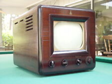 Vintage 1940's Emerson 571 10� Table Top Tv w/ Channel 1 Tuner, #2