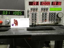 Programmable Dc Load 0 50v 0 150a 800w Tested Tdi Rbl488 50 150 800 Gpib Usa