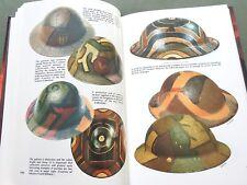 """""""PAINTED STEEL: STEEL POTS VOLUME 2"""" US WW1 WW2 HELMET REFERENCE BOOK M-1 M-1917"""