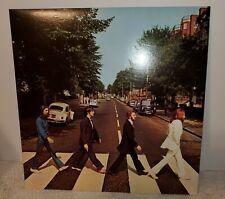 1969 The Beatles – Abbey Road Record Vinyl LP – SO 383 – Purple Label – NM