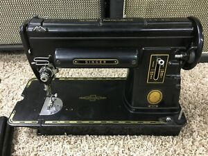 Vintage Singer 301 Sewing Machine Needs Bobbin Holder