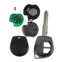 2 Tasti Keyless Distanz Telecomando Chiave 433mhz Id46 Chip Per Suzuki Swift Sx4