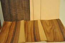 """3 different wood veneer-Approximately 18, 5""""x8"""" sheets of each Total of 54  IC63"""