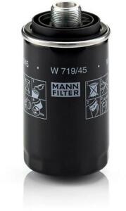 Mann Oil Filter W719/45 fits VW PASSAT 3C_(365) 1.8 TSI