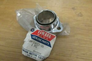 1969 - 1971 NOS YAMAHA AT1 CT1 EXHAUST FLANGE RING NUT 248-14612-30