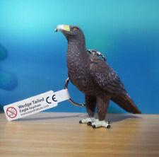 WEDGE TAILED EAGLE AUSTRALIAN BIRD SOUVENIR GIFT KEYCHAIN KEY RING Size 75mm
