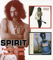 Spirit - SPIRIT / FUTURE GAMES, SPIRIT OF 84 [CD]